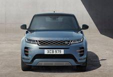 Pas de Jaguar Land Rover à Genève