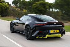 Aston Martin op het Autosalon Brussel 2019: Een nieuwe wind