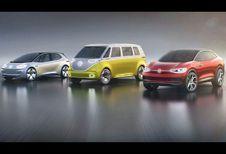 Volkswagen ID Lounge: elektrische 7-zits SUV