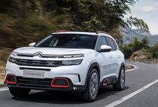 Citroën au salon auto de Bruxelles 2019: Nouveau haut de gamme #1