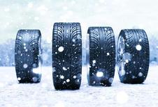 59 % des Belges ne changent pas leurs pneus été en hiver