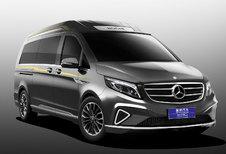 ItalDesign Xingchi Vulcanus : Classe V de luxe pour la Chine