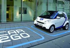 BMW et Daimler : ensemble pour la voiture partagée