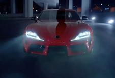 Nieuwe Toyota Supra lekt opnieuw!