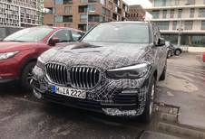BMW X5 camouflé à Bruges