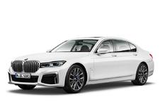 Le facelift de la BMW Série 7 en avance