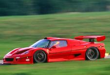 Ferrari laat F40 Competizione en F50 GT weer krijsen op het circuit #1