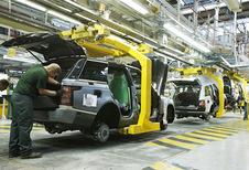 Jaguar & Land Rover : 4500 emplois supprimés