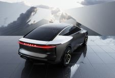 Nissan IMs Sports Sedan Concept is eens geen SUV