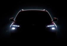 Škoda : un nouveau crossover compact à Genève !
