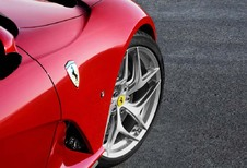 Ferrari op het Autosalon van Brussel 2019