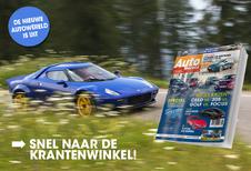 Extra editie AutoWereld met special rond het Autosalon van Brussel 2019