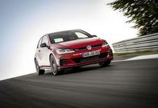 Volkswagen Golf GTI TCR : prêt à produire