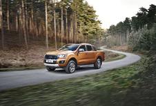 Ford Ranger: enkel nog met tweeliters