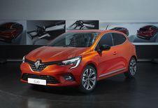 Renault Clio V: alle prijzen zijn bekend