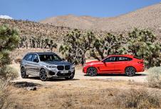 BMW X3 & X4 M : directement en version « Competition »