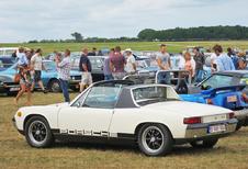 Porsche 914 is 50, maar krijgt geen feestje