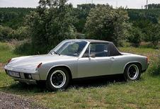Porsche vergeet 50ste verjaardag 914