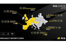 Renault Sport Days : accès circuit avec sa R.S. !