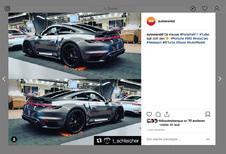 Nieuwe Porsche 911 Turbo gelekt!