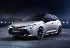 Toyota Corolla Hybrid doet sportief als GR Sport #1