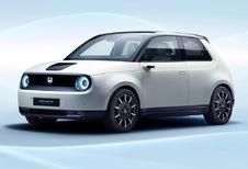 Elektrische Honda E bijna productierijp #1