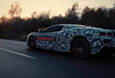 McLaren: een Grand Tourer in voorbereiding #1