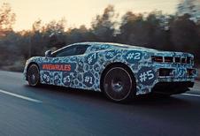 McLaren werkt aan de ultieme Grand Tourer