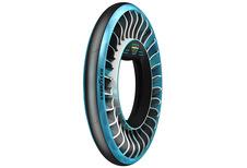 Goodyear Aero Concept : le pneu qui lévite #1