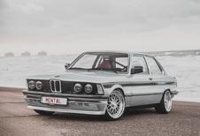 Munich Icons R3born is Belgische recreatie BMW 323i (E21)