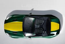 Snelle Jaguar F-Type SVR Roadster wordt nog snellere Lister LFT-C