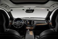 Volvo : caméras de surveillance et clé de sécurité