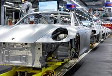 Porsche geeft medewerkers een bonus van 9.700 euro