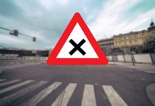 Geen voorrang van rechts meer in verschillende Vlaamse gemeentes
