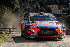 Thierry Neuville gagne le rallye de Corse 2019