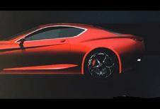 Alfa Romeo GTV montre sa croupe #1