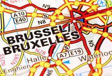 Brussels Gewestelijke Mobiliteitsplan: zones 30