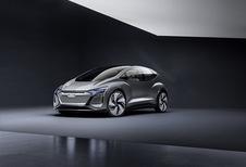 Audi AI:ME: de stadswagen van de toekomst