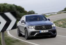 Mercedes-AMG GLC 63 mag ook aan de botox