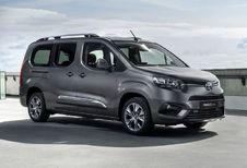 Toyota ProAce City Verso: Berlingo met sojasaus