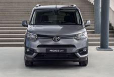 Toyota ProAce City Verso is Berlingo met sojasaus #1