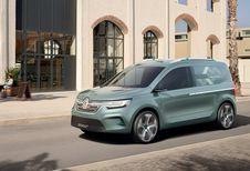 Renault Kangoo Z.E. Concept: nieuwe lijn #1
