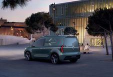Nieuwe Renault Kangoo debuteert als elektrische ZE #1