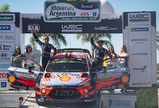 Slimme Thierry Neuville wint ook rally van Argentinië