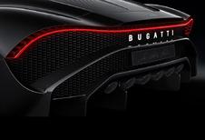 Bugatti bouwt La Voiture Noire voor stervoetballer - UPDATE