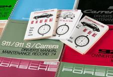 Porsche Classic herprint gebruikershandleiding oude modellen