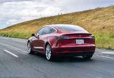 Aandeel Tesla zit op het niveau van januari 2017