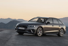 Facelift Audi A4 reageert op nieuwe BMW 3 Reeks #1