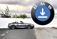 BMW : Festival de mises à jour pour les Z4, Série 3, M4 et X5