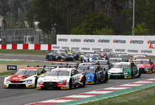 Audi en BMW aan het feest in DTM Zolder - Met fotoalbum